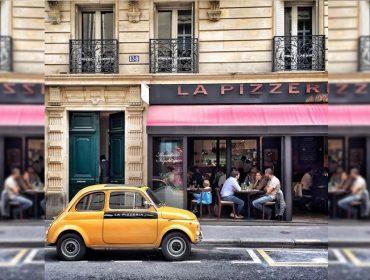 Conheça a pizzaria preferida de Marquezine, Neymar e Izabel Goulart em Paris