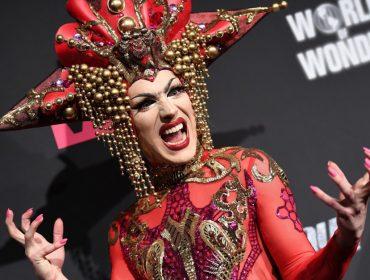 Sasha Velour, drag queen do momento, se apresenta em SP neste sábado, antes de fazer história na NYFW