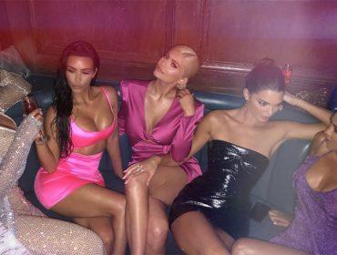 Fique por dentro da fervidíssima festa de 21 anos de Kylie Jenner em Los Angeles…