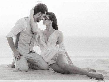 """Camila Queiroz e Klebber Toledo dizem """"sim"""" neste sábado em Jericoacoara. Aos detalhes!"""