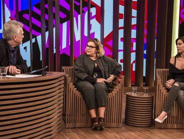 """""""Conversa com Bial"""" recebe Joyce Pascowitch e Camila Coutinho nesta terça-feira"""