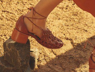 Desejo do Dia: descomplicar com o sapato Magen da nova coleção de verão da Cris Barros