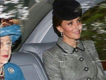 Kate Middleton invade a caixa de joias da família real e pega brincos da rainha… De novo?