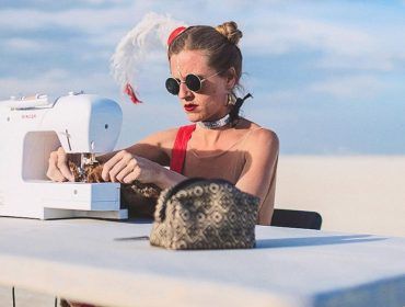 Burning Man conta com obra de uma artista brasileira pela primeira vez… Vem ver!