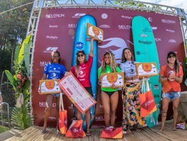 Neutrox arma fim de semana radical no Rio com campeonato de surfe feminino