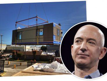 Por que a Amazon investiu milhões em uma empresa de casas pré-fabricadas dos EUA