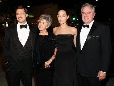 Pais de Brad Pitt não veem os filhos do ator com Angelina Jolie há dois anos. Aos fatos!