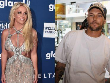 Britney Spears aceita aumentar a pensão que paga ao ex Kevin Federline
