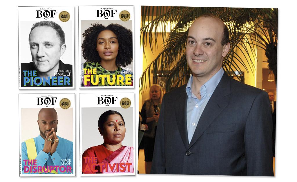 4770aaa1b65 Empresário José Auriemo Neto integra lista dos 500 mais influentes ...