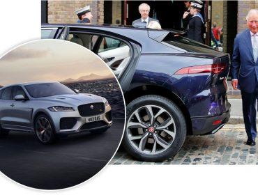 Moderninho: príncipe Charles se torna o primeiro membro da família real a ter carro elétrico
