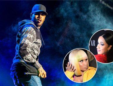 Chris Brown está curtindo a briga entre Cardi B e Nicki Minaj e o motivo é um só. Vem saber!
