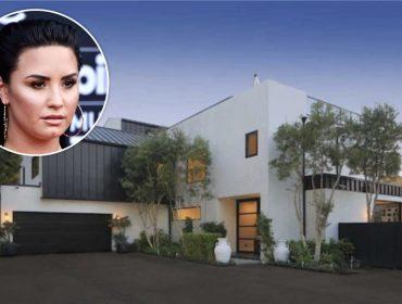 Demi Lovato coloca à venda por R$ 39 milhões a mansão onde sofreu uma overdose em julho