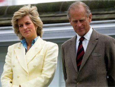 Cartas evidenciam que o príncipe Philip apoiou Lady Di quando ela se divorciou de Charles