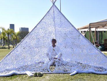 Abertura da ArtRio juntou turma artsy na Marina da Glória nessa quarta