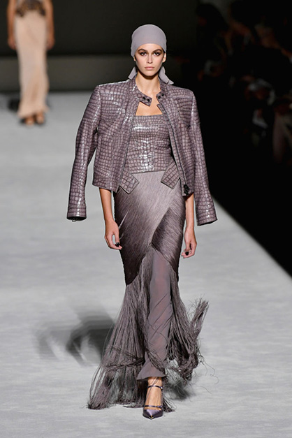029742b2e7 Semana de moda de NY começa com a realeza na fila A e volta aos ...