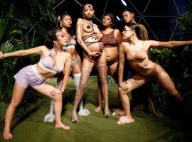 Rihanna coloca grávida que já foi moradora de rua em desfile de sua marca em NY… E arrasa!