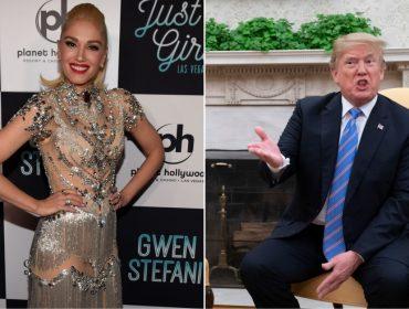 Novo documentário aponta a culpada por Trump ter entrado na política: Gwen Stefani! Entenda.