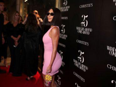 Kim Kardashian está trabalhando para livrar mais um condenado à justiça nos EUA da prisão