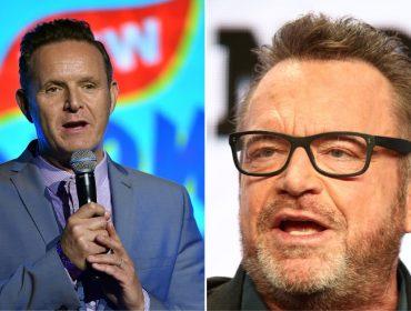 Tom Arnold registrou queixa contra produtor amigo de Trump horas antes do Emmy