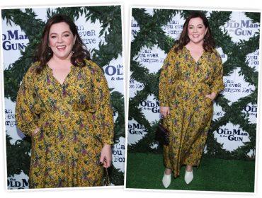 Com 34 quilos a menos, Melissa McCarthy rouba a cena no Festival de Cinema de Toronto