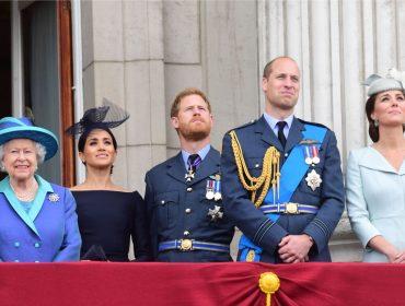 Revista afirma que Elizabeth II não quer saber de confusão com Kate Middleton e Meghan Markle