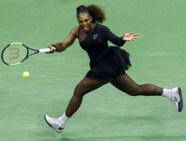 Serena Williams se deu mal no US Open, mas faturou alto na bolsa. Aos números
