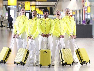 Aeroporto de Londres faz homenagem a Freddie Mercury por motivo inusitado. Qual?