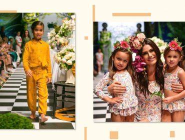 27ª edição Fashion Weekend Kids mostra novidades para o verão 2019 com tema 'Fundo do Mar'