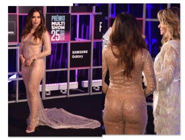 """Anitta sobre roupa """"reveladora"""": """"Hoje estou perigosa. Me inspirei na minha solteirice"""""""