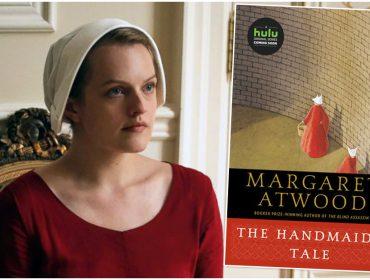 """""""The Handmaid's Tale"""" lidera lista de livros esquecidos em quartos de hotéis. Ao ranking!"""