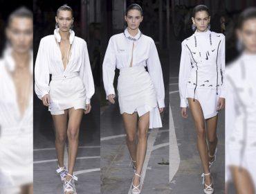 Off-White se consagra como a marca do momento unindo sportswear e couture