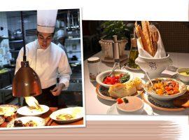 La Tambouille reformula o Mezzogiorno e faz a tradicional troca de louças