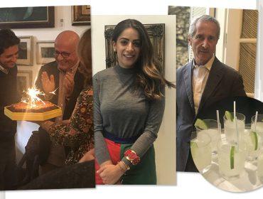 Almoço em torno do diretor do museu George Pompidou chez Bia Yunes Guarita agitou a turma artsy