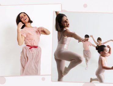 Bailarina Giovana Puoli lança coleção em parceria com a Capezio. Espia só!