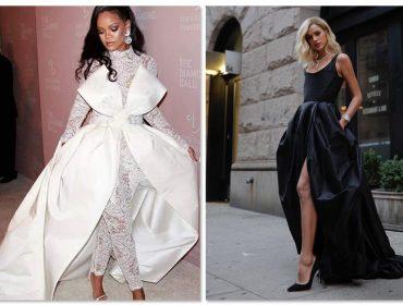 Ao lado de Rihanna, Bruna Marquezine disputa atenção em baile beneficente que parou NY