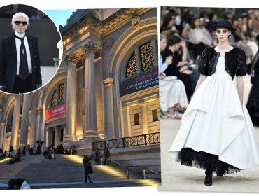 Chanel escolhe o Metropolitan Museum de NY para apresentar a nova coleção Métiers d'Art