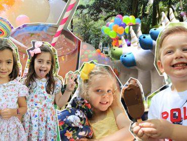 É festa! Vem aí nova edição do Piquenique Glamurama especial de Dia das Crianças