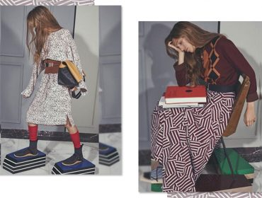 Herdeira da Marni lança nova marca durante a semana de moda de Milão