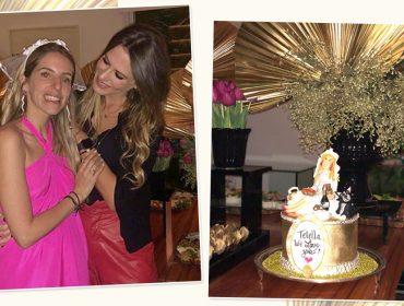 73fe72652 Alessandra Cozzi e Stella Jacintho inauguraram nova loja Thelure na ...
