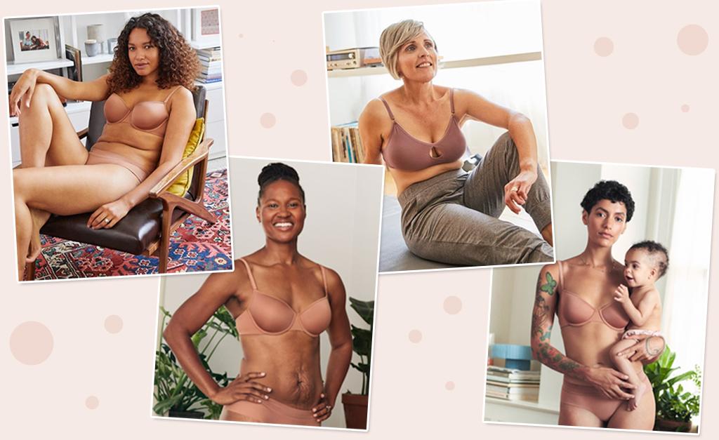 Marca de lingerie faz barulho em Nova York com campanha que celebra ... 6921a2e9894