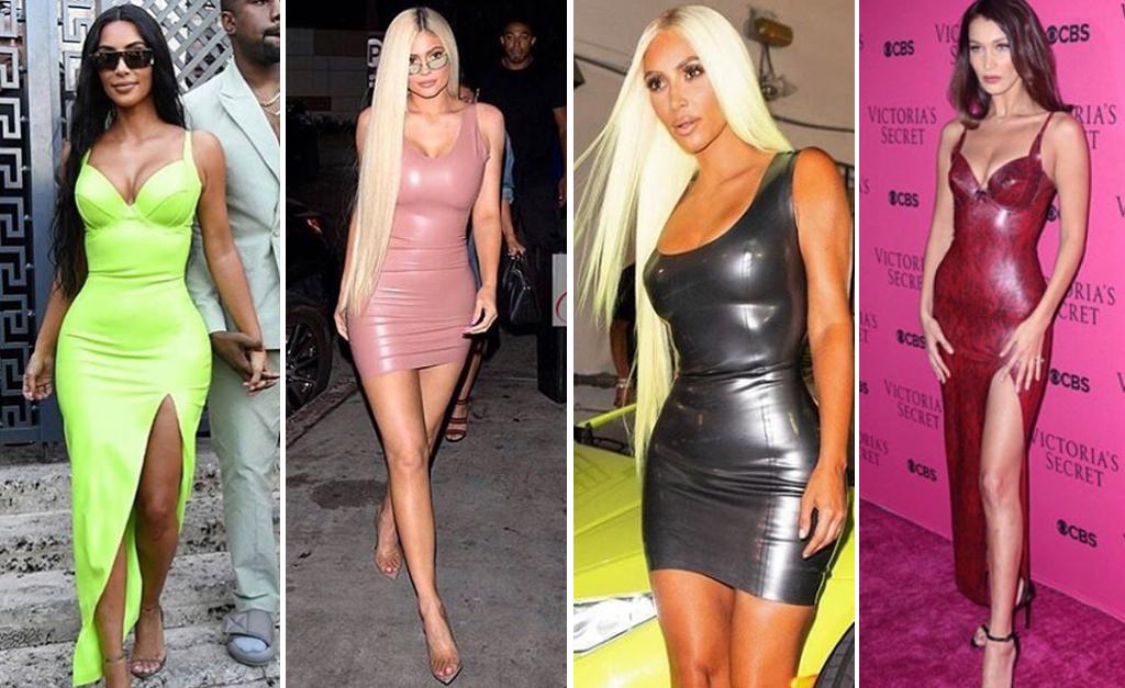 d2e95ec1b6 8 razões pelas quais as celebridades adoram as roupas de látex do ...