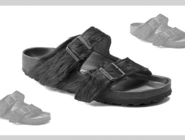 Desejo do Dia: sandália Arizona, da Birkenstock , repaginada por Rick Owens