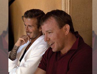 Guy Ritchie comemora 50 anos com programação 'roots' na companhia de amigos como Beckham
