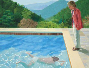 Obra de David Hockney está perto de ser a mais cara já vendida por um artista em vida