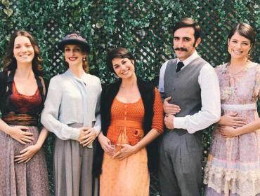 """Nathalia Dill entrega quem é a grávida do elenco de """"Orgulho e Paixão"""""""