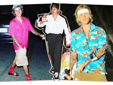 O que aconteceu com Justin Bieber neste verão? As fãs estão confusas com o estilo adotado pelo cantor…
