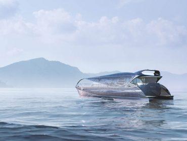 Iate de luxo movido a energia solar com capacidade de navegar pelo mundo já é realidade