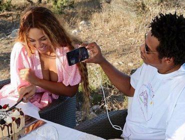 Beyoncé comemora seu aniversário na Itália com Jay-Z e faz agradecimento público aos fãs