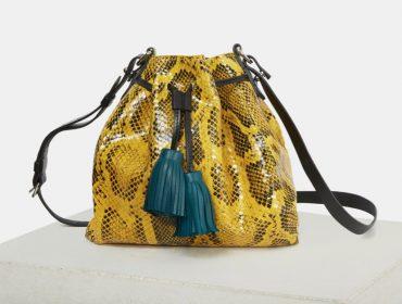 Desejo do Dia: brincar com o styling do dia a dia com a bolsa Beeka da Isabel Marant