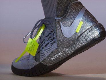 Desejo do Dia: tênis esportivos Nike por Virgil Abloh para Serena Williams